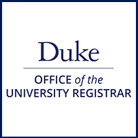 Duke University Registrar Twitter Profile image